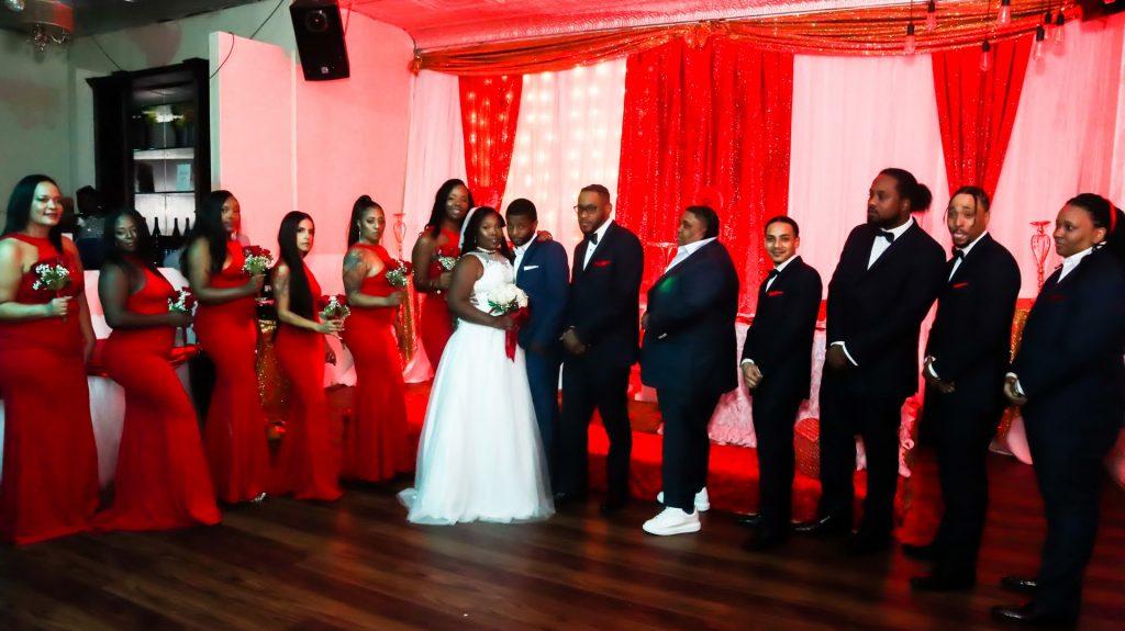 Evan and Christina's Wedding 10.16.20